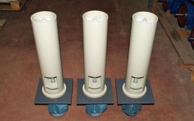 Agitateurs pour acide chlorhydrique Turin