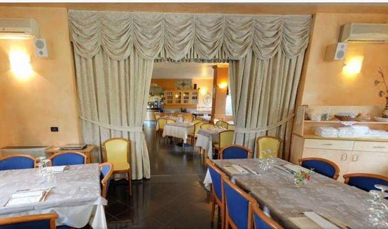 sala ristorante Nonna Nice