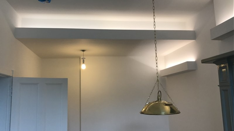 house interiors lighting