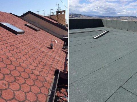 isolamento tetti matera
