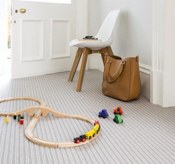 striped carpet Phoenix Flooring Limited Bristol