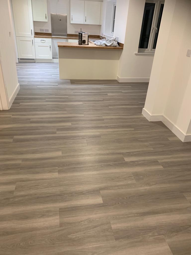 Linden Homes - The Orchards, Thornbury - LVT and Carpets supplied and fitted by Phoenix Flooring Limited, Bristol