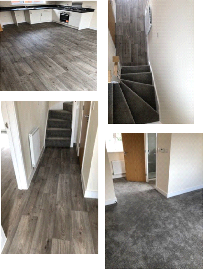 Phoenix Flooring Limited And Linden Homes Working In Partnership - Vinyl flooring phoenix