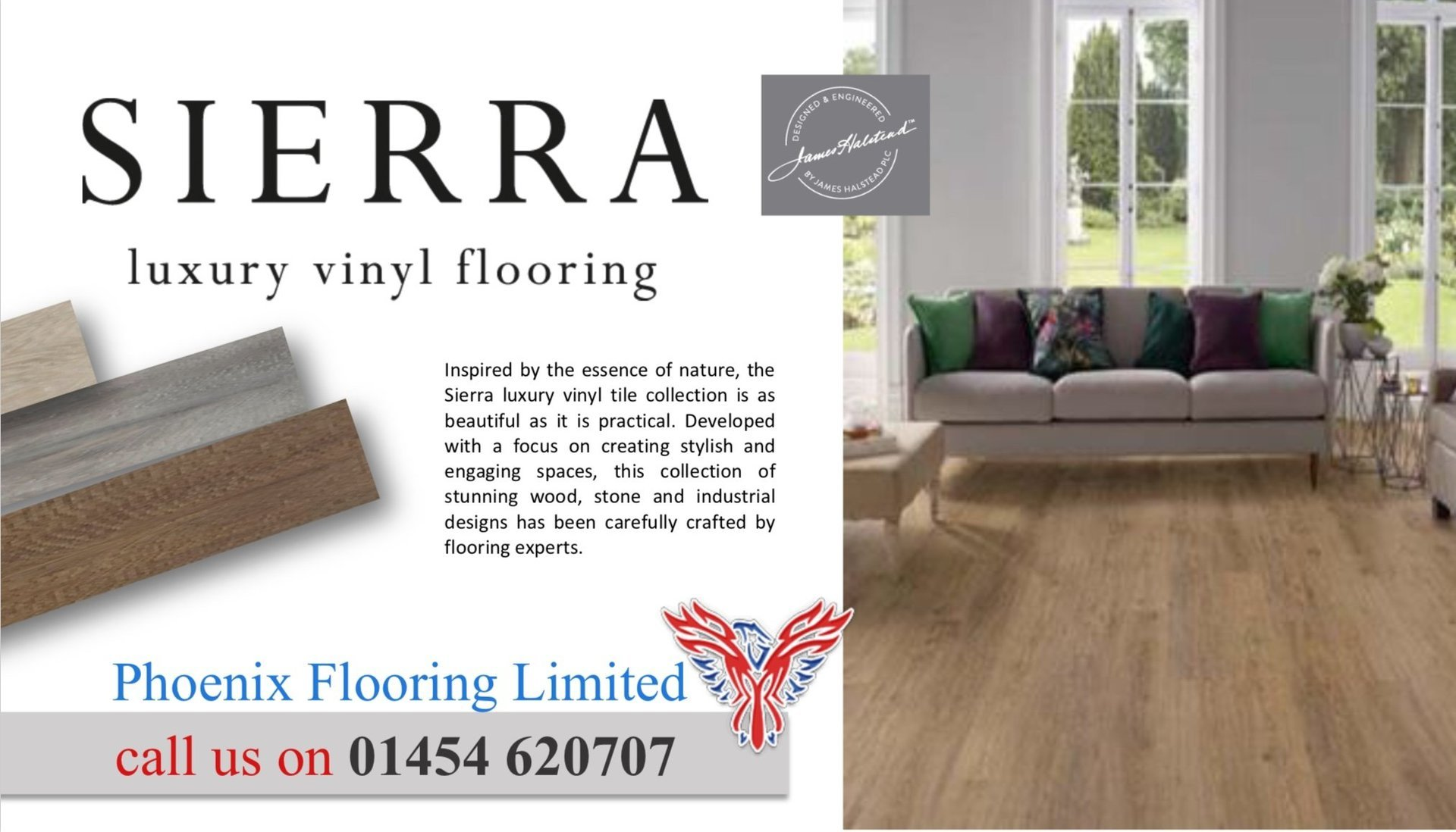 The All New And Exciting Sierra Luxury Vinyl Flooring Collection Is - Vinyl flooring phoenix