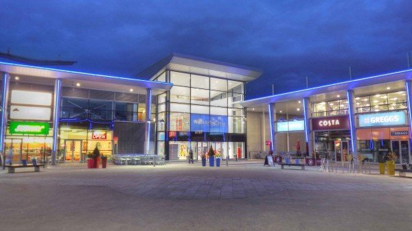 Willowbrook Shopping Centre - Bradley Stoke, South Gloucestershire, Bristol