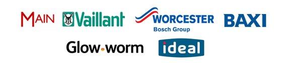 Plumbers merchants - Walton, Liverpool, Merseyside - Ken Knight (North West) Ltd - trade logos