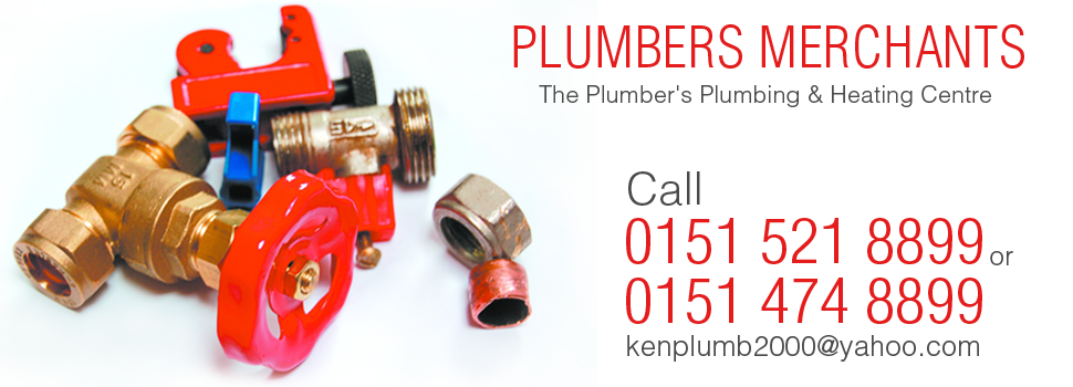 Plumbers merchants - Walton, Liverpool, Merseyside - Ken Knight (North West) Ltd - Home Header
