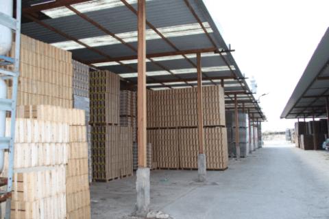 Imballaggi in legno di diversa misura