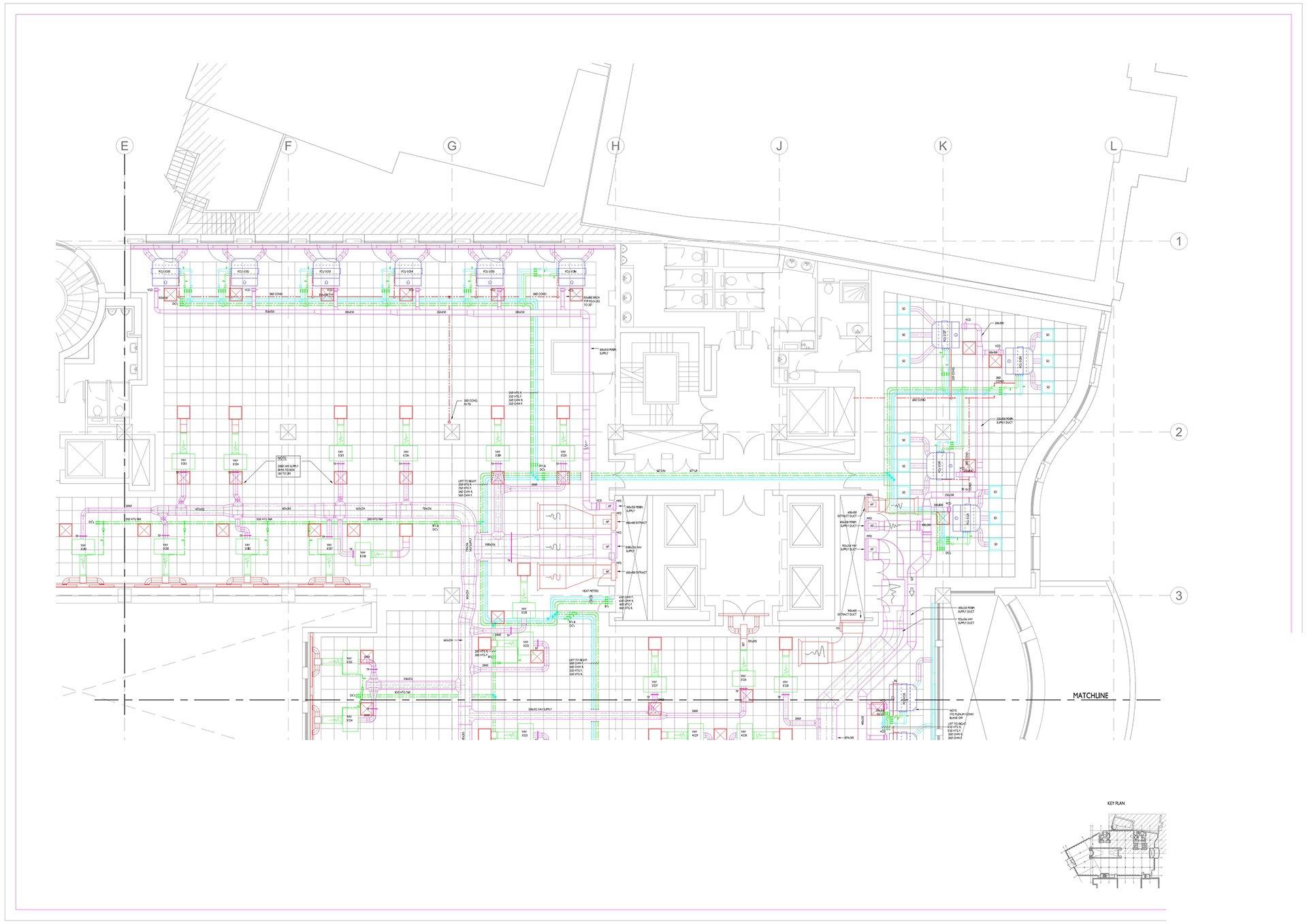 Building engineer consultants essex the arko ltd blueprint of a building malvernweather Gallery
