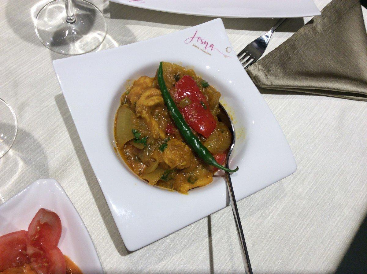 Josna Ristorante Indiano Genova