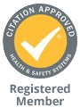 Health and safety systems logo
