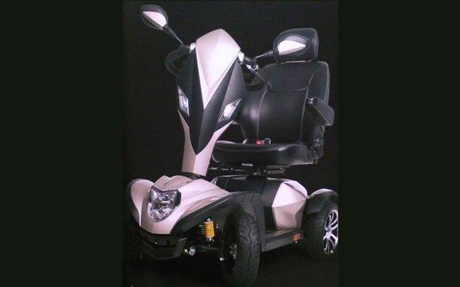 motorino per infermi-officina del disabile-Torino