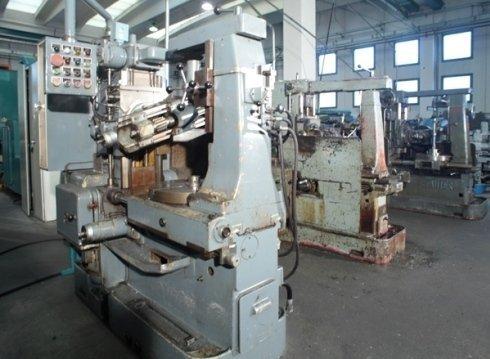 Alcuni dei macchinari
