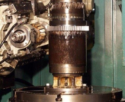 Lavorazioni di brocciatura per metalli