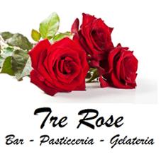 PASTICCERIA TRE ROSE - LOGO