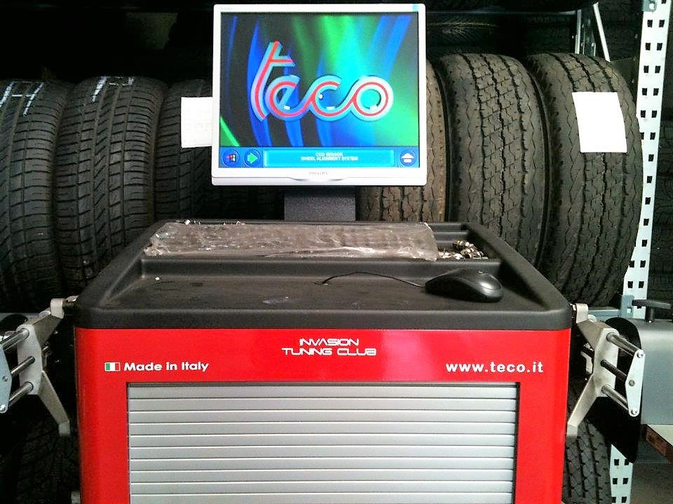 computer per equilibratura pneumatici