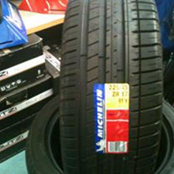 pneumtatici Michelin