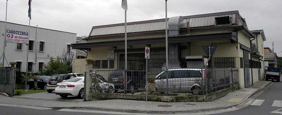 Carrozzeria G2 Brescia