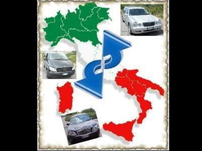 Trasporti funebri in Italia e all'Estero presso Centro Servizi Funebri Pollino s.a.s. a Saracena