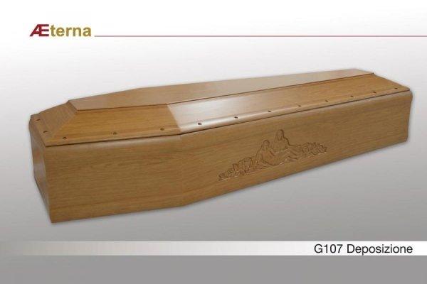 Aeterna Elegance G107 Deposizione