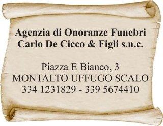 Agenzia Carlo De Cicco & Figli