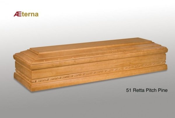Aeterna Elegance 51 Retta Pitch Pine