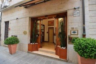 ingresso albergo