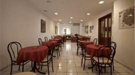 pranzo, cena, ambiente tranquillo