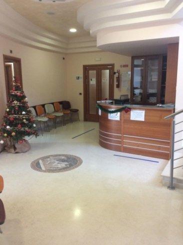 sala d'attesa studio medico