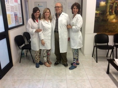 staff dello studio medico
