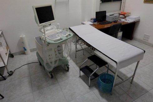monitor per esame cardiovascolare
