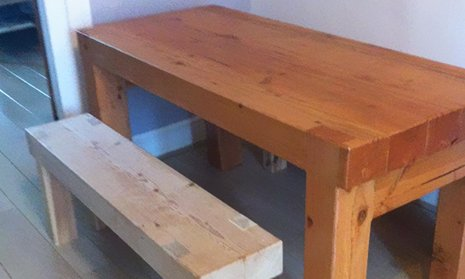 Made-to-order furniture