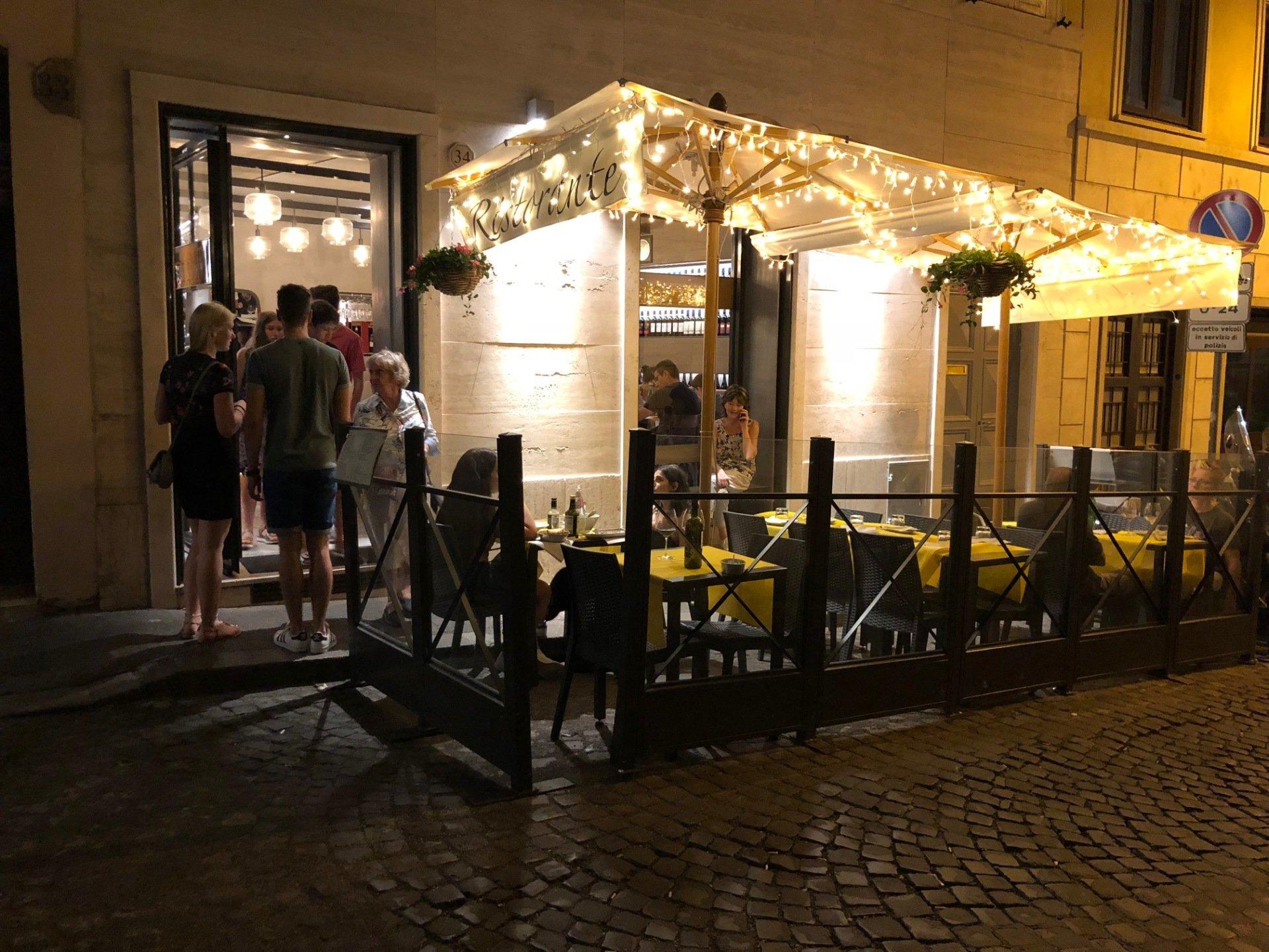 Piatti tipici romani roma rm ristorante mazz for Piatti roma