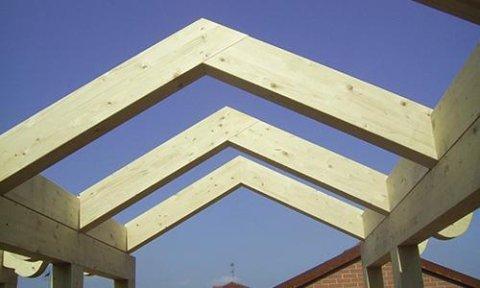 vendita legname da costruzione