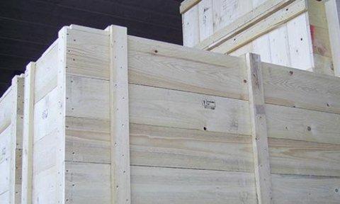 realizzazione imballaggi in legno