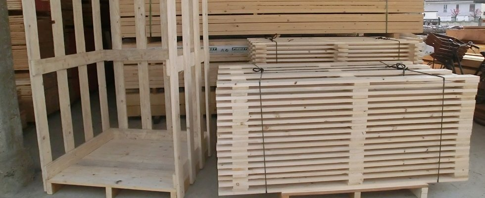 imballaggi legno