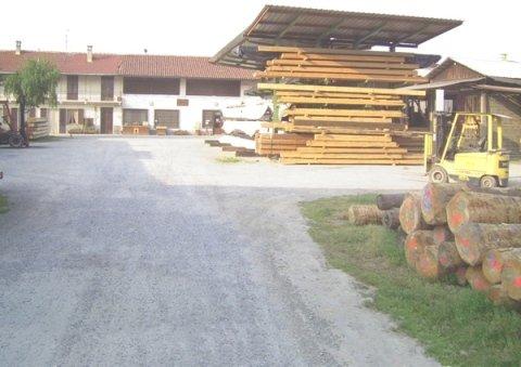 Falegnameria e Segheria Racca, Volvera in Provincia di Torino