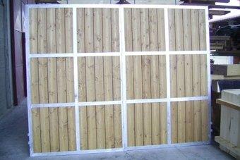 portoni in legno