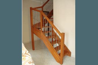 scale in legno con venture