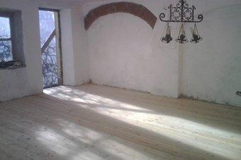 pavimenti in legno larice Austria