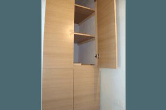 armadi in legno per camere