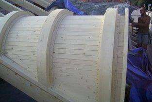 legno compensato e profilati