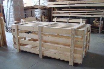 imballaggi in legno artigianale