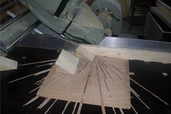 lavorazione in legno per imballaggi