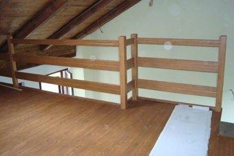 pavimenti in legno per soppalchi