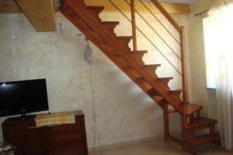 scale in legno pregiato