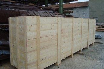 imballi in legno