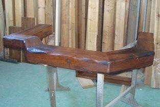 travetti in legno personalizzati