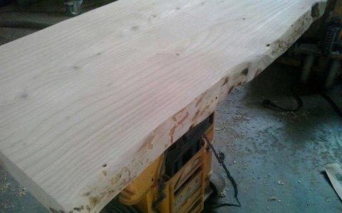piani per tavoli in legno segheria torino