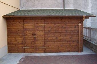 case in legno su misura